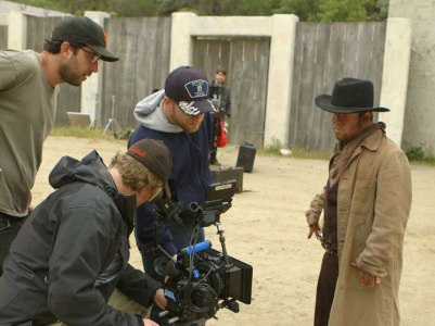 Becoming Bulletproof - filming