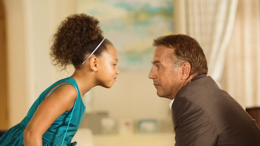 Black or White - Jillian Estell, Kevin Costner