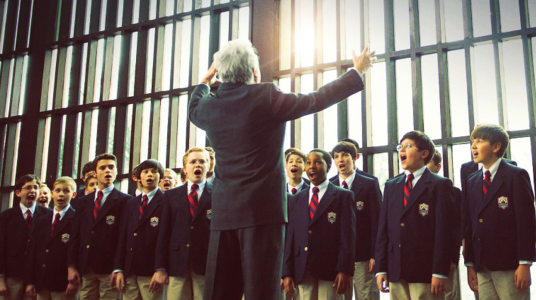 Boychoir - performance