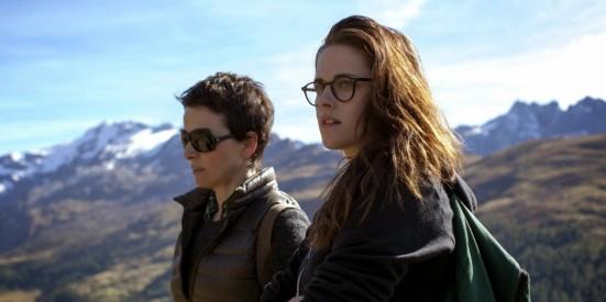 Clouds of Sils Maria - Juliette Binoche, Kristen Stewart