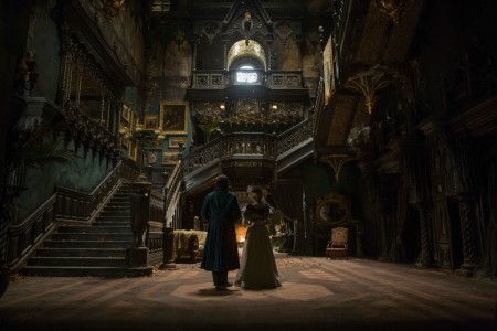 Crimson Peak - Mansion