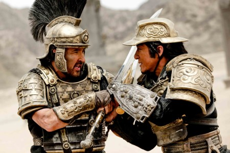 Dragon Blade - John Cusack, Jackie Chan