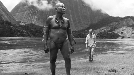 Embrace of the Serpent - lake