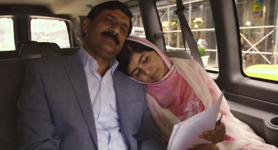 He Named Me Malala - Ziauddin Yousafzai, Malala Yousafzai