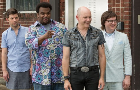 Hot Tub Time Machine 2 - Adam Scott, Craig Robinson, Rob Corddry, Clark Duke
