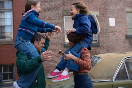 Infinitely Polar Bear - Imogene Wolodarsky, Ashley Aufderheide, Mark Ruffalo, Zoe Saldana