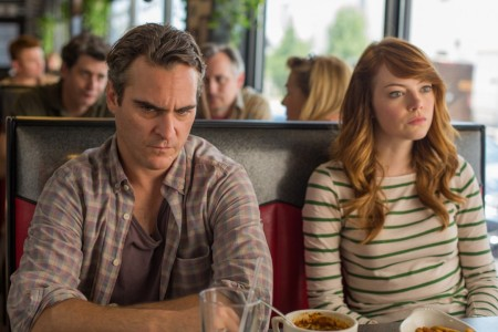 Irrational Man - Joaquin Phoenix, Emma Stone