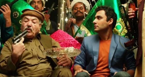 Karachi Se Lahore - scene