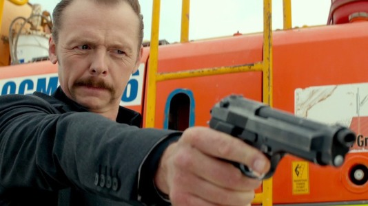 Kill Me Three Times - Simon Pegg