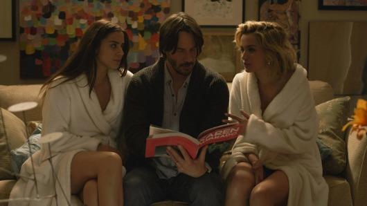 Knock Knock - Lorenza Inzo, Keanu Reeves, Ana de Amas