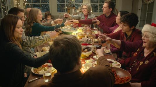 Love the Coopers - dinner