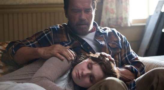 Maggie - Arnold Schwarzenegger, Abigail Breslin