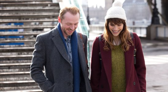 Man Up - Simon Pegg, Lake Bell