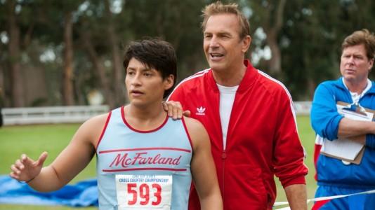 McFarland USA - Carlos Chalabi, Kevin Costner