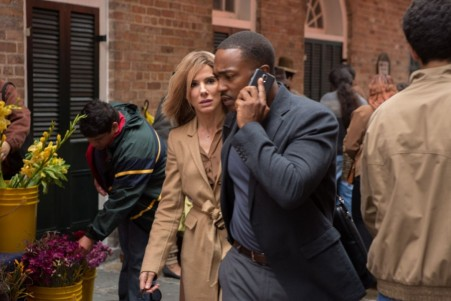 Our Brand is Crisis - Sandra Bullock, Anthony Mackie