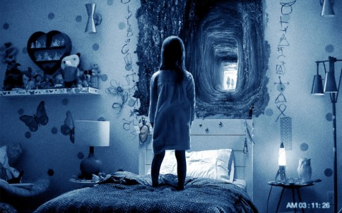 Paranormal Activity: The Ghost Dimensino - They're heeeere