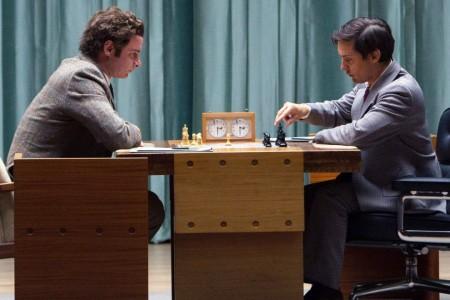 Pawn Sacrifice - Liev Schreiber, Tobey Maguire