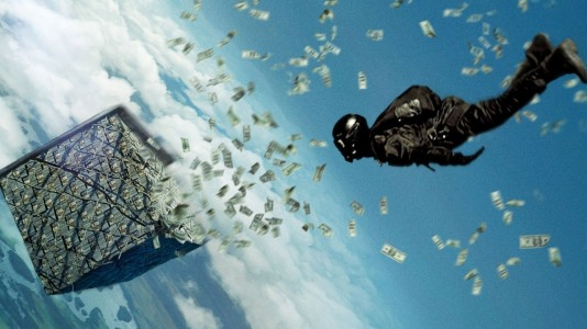 Point Break (2015) - Skydive
