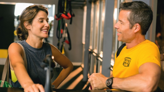 Results - Colbie Smulders, Guy Pearce