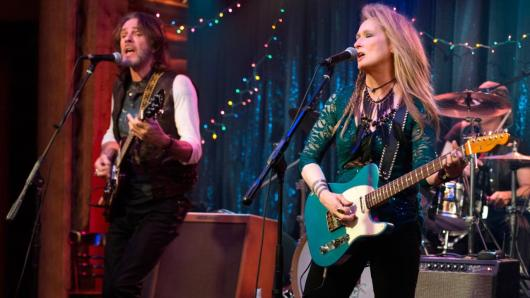Ricki and the Flash - Rick Springfield, Meryl Streep