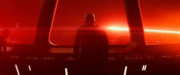 Star Wars Episode VII - The Force Awakens - Starkiller Base Engages