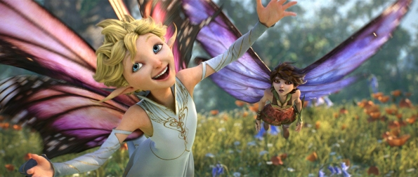 Strange Magic - Meredith Anne Bull, Evan Rachel Wood
