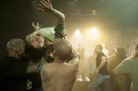 Ten Thousand Saints - Asa Butterfield, crowdsurf