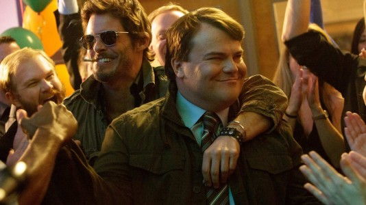 The D Train - James Marsden, Jack Black