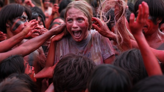 The Green Inferno - scene