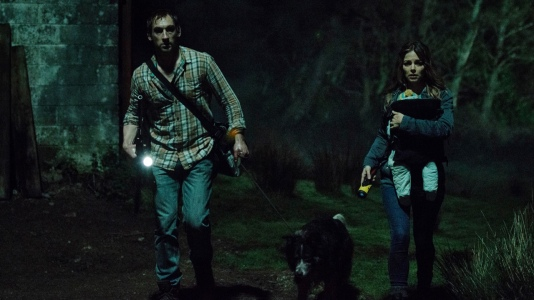The Hallow - Joseph Mawle, Bojana Novakovic