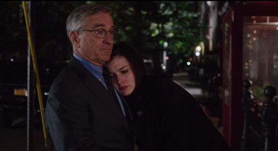 The Intern - Robert De Niro, Anne Hathaway