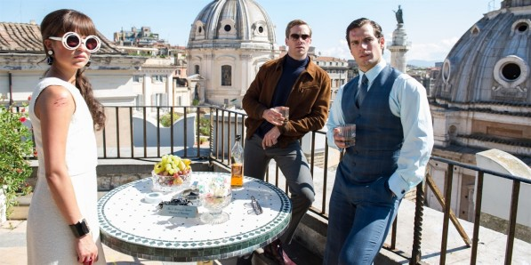The Man From U.N.C.L.E. - Alicia Vikander, Armie Hammer, Henry Cavill