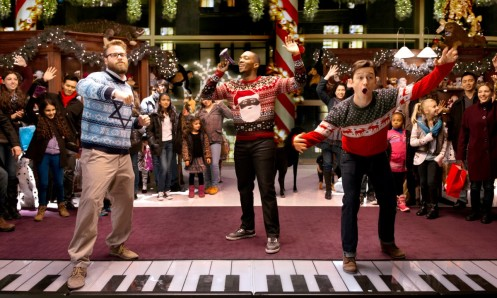 The Night Before - Seth Rogen, Anthony Mackie, Joseph Gordon-Levitt
