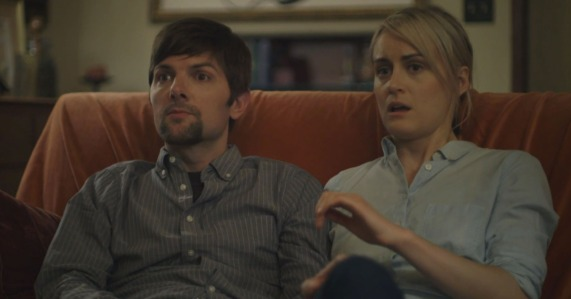 The Overnight - Adam Scott, Taylor Schilling