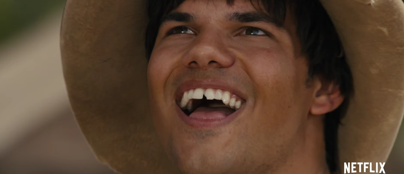 The Ridiculous 6 - Taylor Lautner
