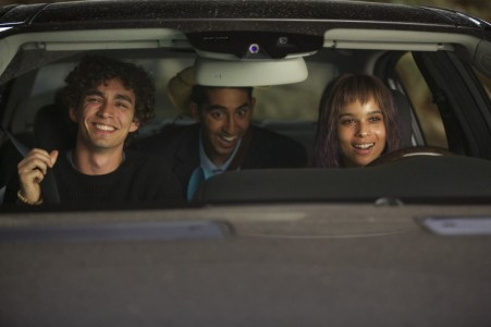 The Road Within - Robert Sheehan, Dev Patel, Zoë Kravitz