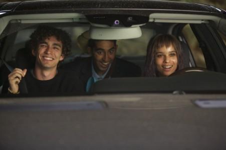 The Road Within - Robert Sheehan, Dev Patel, Zoë Kravitz
