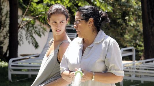 The Second Mother - Camila Márdila, Regina Casé