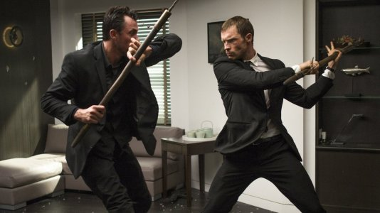 The Transporter: Refueled - nondescript action