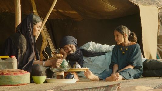 Timbuktu - cast