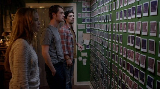 Time Lapse - Danielle Panabaker, Matt O'Leary, George Finn