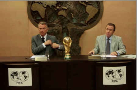 United Passions - Sam Neill, Tim Roth