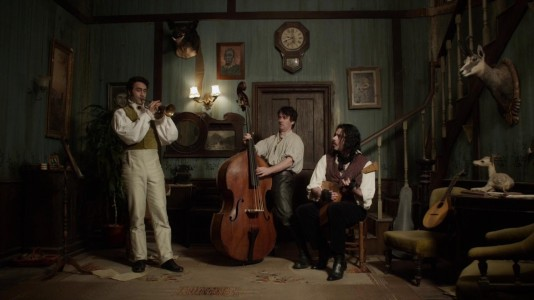 What We Do in the Shadows - Taika Waititi, Jonathan Brugh, Jemain Clement