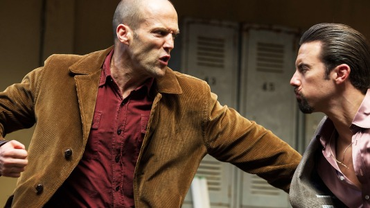 Wild Card - Jason Statham punching