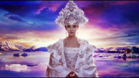 Zhong Kui: Snow Girl and the Dark Crystal - Li Bingbing