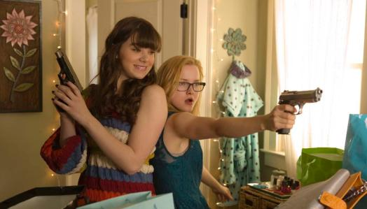 Barely Lethal - Hailee Steinfeld, Dove Cameron