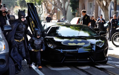 Batkid Begins - Eric Johnston, Miles Scott