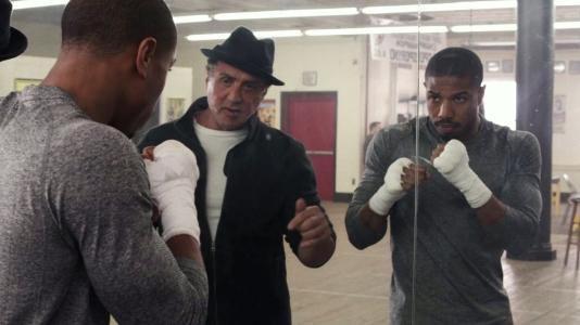 Creed - Sylvester Stallone, Michael B. Jordan
