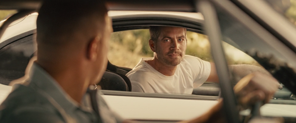 Furious 7 - Vin Diesel, Paul Walker