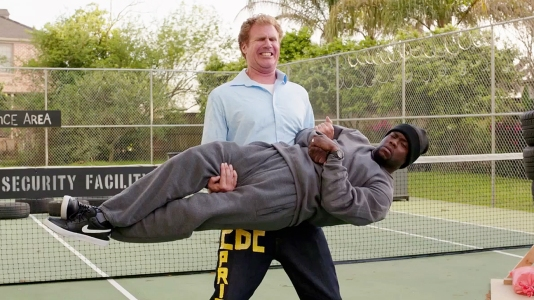 Get Hard - Will Ferrell, Kevin Hart